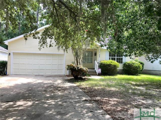 208 Sugar Mill Drive, Savannah, GA 31419 (MLS #193951) :: Coastal Savannah Homes