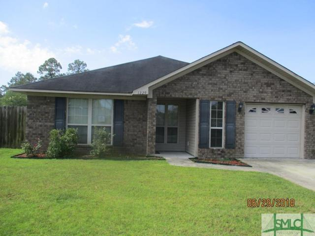 1229 Langston Lane, Hinesville, GA 31313 (MLS #193964) :: The Arlow Real Estate Group