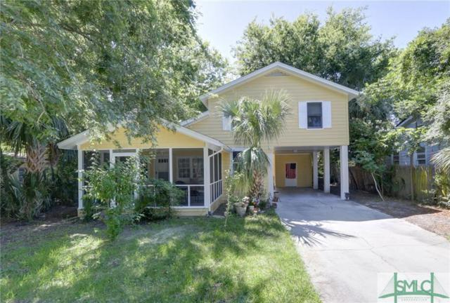 1305 2nd Avenue, Tybee Island, GA 31328 (MLS #193972) :: The Arlow Real Estate Group