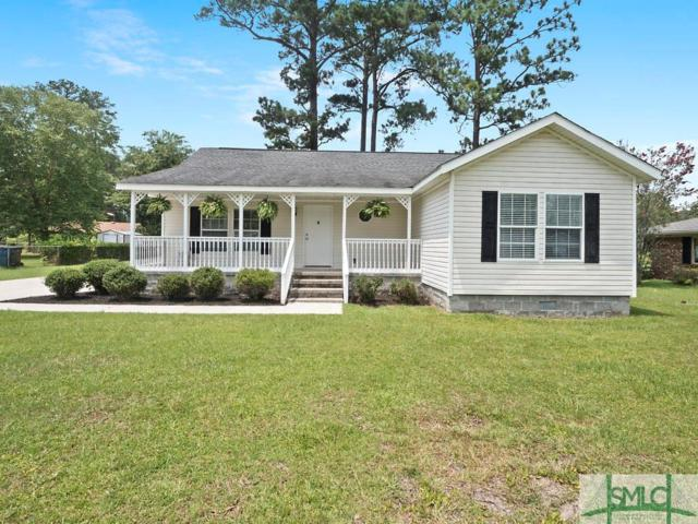 4 Lanvale Street, Port Wentworth, GA 31407 (MLS #193975) :: The Arlow Real Estate Group