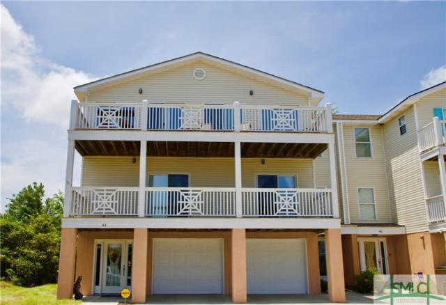 44 Captain View, Tybee Island, GA 31328 (MLS #193987) :: The Arlow Real Estate Group