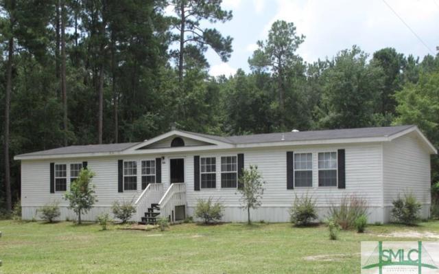 448 Kessler Road, Guyton, GA 31312 (MLS #194003) :: The Sheila Doney Team