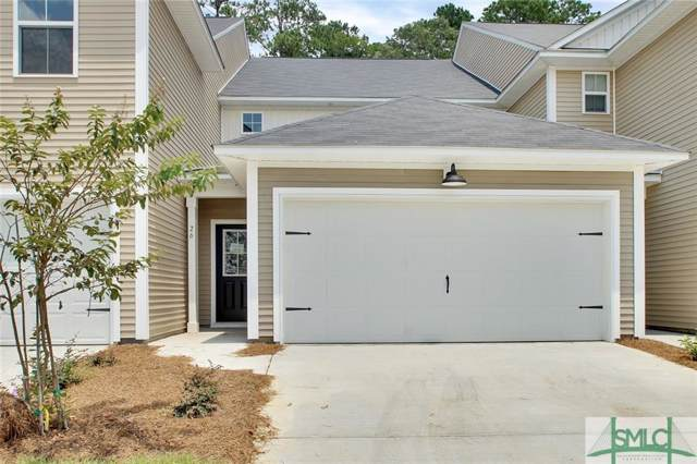 49 Bellasera Way, Richmond Hill, GA 31324 (MLS #194038) :: The Arlow Real Estate Group