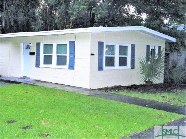 1228 E Henry Street, Savannah, GA 31404 (MLS #194047) :: Coastal Savannah Homes