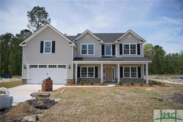 378 Kerry Drive, Richmond Hill, GA 31324 (MLS #194062) :: The Arlow Real Estate Group