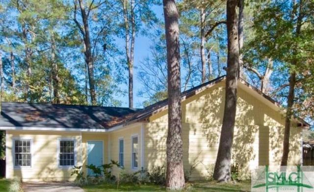 508 Barberry Drive, Savannah, GA 31419 (MLS #194063) :: The Robin Boaen Group