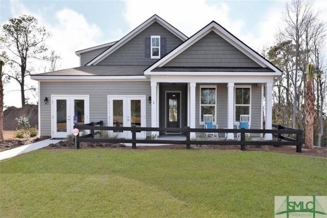 30 Baraco Drive, Savannah, GA 31419 (MLS #194069) :: The Arlow Real Estate Group