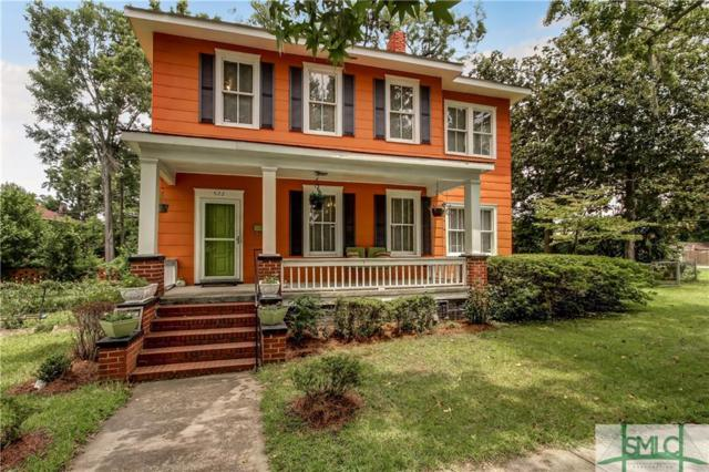 522 E 36th Street, Savannah, GA 31401 (MLS #194093) :: The Arlow Real Estate Group
