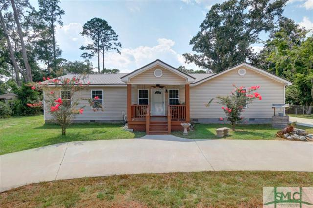 9109 Old Montgomery Road, Savannah, GA 31406 (MLS #194098) :: The Arlow Real Estate Group