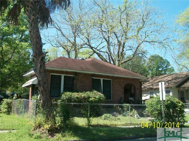 737 E 36th Street, Savannah, GA 31401 (MLS #194124) :: McIntosh Realty Team