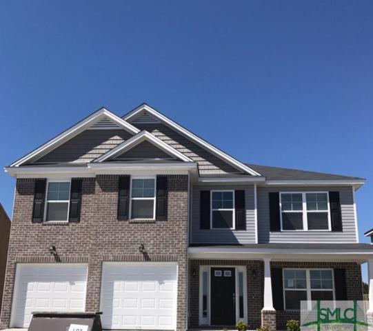 135 Greystone Drive, Guyton, GA 31312 (MLS #194136) :: The Arlow Real Estate Group
