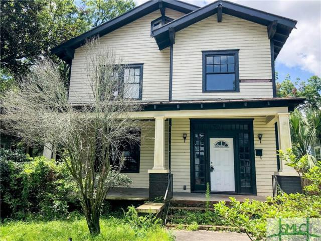 721 E 36th Street, Savannah, GA 31401 (MLS #194145) :: The Arlow Real Estate Group