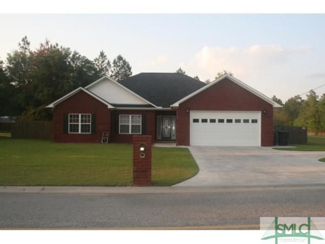 15 Taylor Wells Lane, Hinesville, GA 31313 (MLS #194150) :: The Arlow Real Estate Group