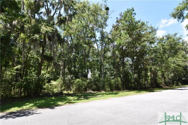 14 Eagle Ridge Drive, Savannah, GA 31406 (MLS #194163) :: The Arlow Real Estate Group