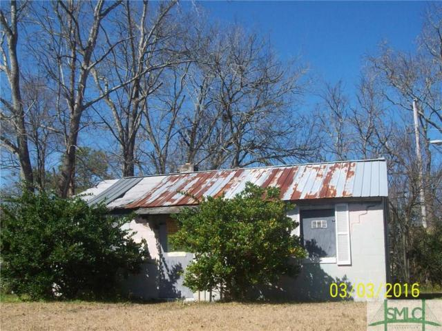 1003 Crosby Street, Savannah, GA 31415 (MLS #194187) :: The Arlow Real Estate Group