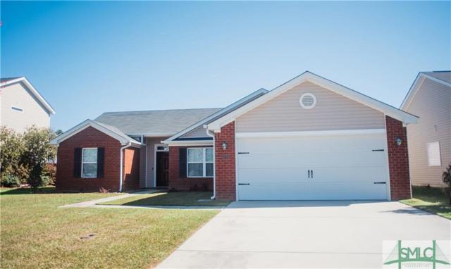 240 Harmony Boulevard, Pooler, GA 31322 (MLS #194188) :: The Arlow Real Estate Group
