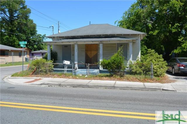 520 Staley Avenue, Savannah, GA 31405 (MLS #194190) :: The Arlow Real Estate Group