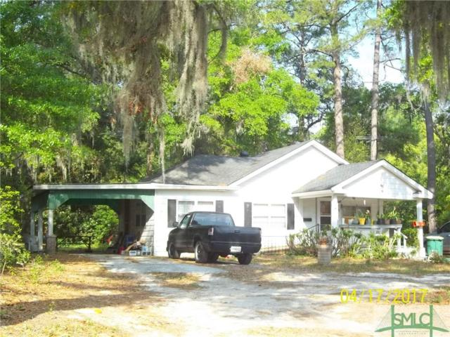 15 Tower Drive, Savannah, GA 31405 (MLS #194195) :: The Arlow Real Estate Group