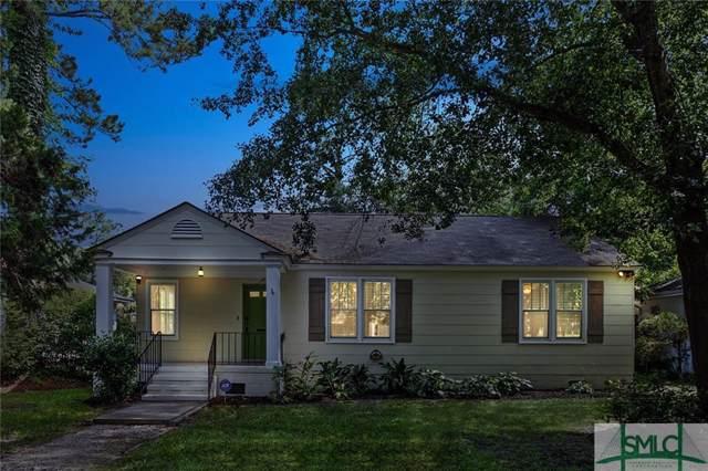 510 Columbus Drive, Savannah, GA 31405 (MLS #194198) :: Teresa Cowart Team