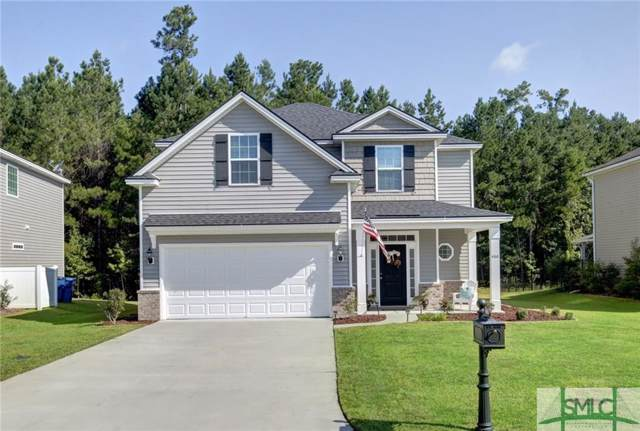 460 Sunbury Drive, Richmond Hill, GA 31324 (MLS #194204) :: Karyn Thomas
