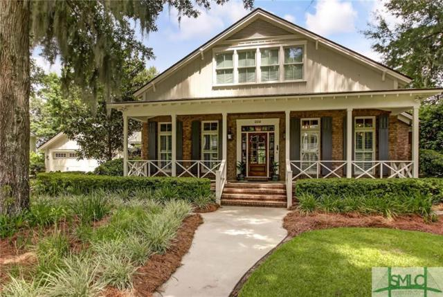208 John Wesley Way, Savannah, GA 31404 (MLS #194207) :: The Arlow Real Estate Group