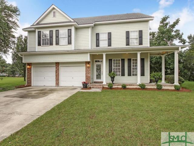 122 Southernwood Place, Savannah, GA 31405 (MLS #194209) :: Coastal Savannah Homes