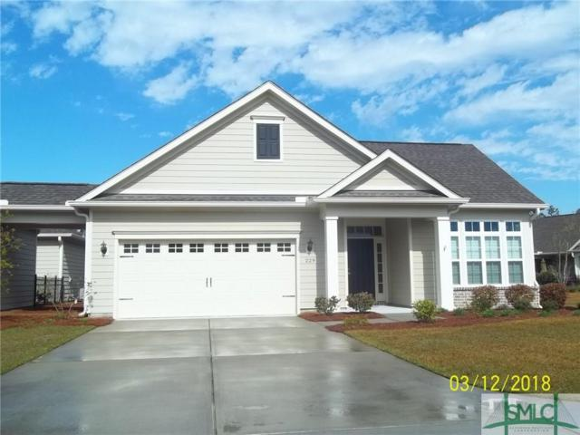 229 Kingfisher Circle, Pooler, GA 31322 (MLS #194211) :: Teresa Cowart Team