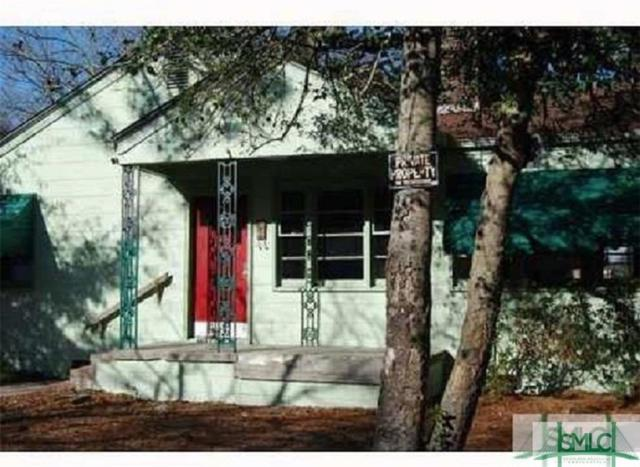 2028 Mississippi Avenue, Savannah, GA 31404 (MLS #194213) :: The Arlow Real Estate Group