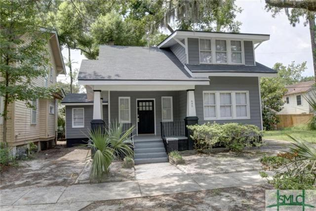 645 E 37th Street, Savannah, GA 31401 (MLS #194236) :: The Arlow Real Estate Group