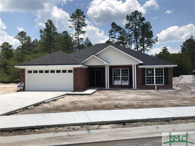 720 Waterlily Court, Hinesville, GA 31313 (MLS #194242) :: Teresa Cowart Team