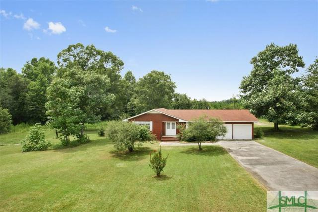 3613 Kennedy Bridge Road, Claxton, GA 30417 (MLS #194250) :: The Arlow Real Estate Group