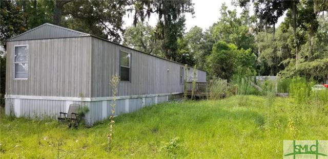 295 W 1st Street, Midway, GA 31320 (MLS #194251) :: The Robin Boaen Group