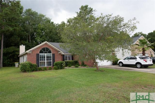 115 Tappan Zee Drive, Pooler, GA 31322 (MLS #194255) :: The Arlow Real Estate Group