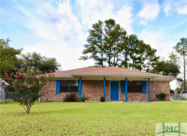 261 Whitetail Circle, Hinesville, GA 31313 (MLS #194257) :: The Arlow Real Estate Group