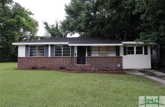 2049 E 42nd Street, Savannah, GA 31404 (MLS #194263) :: McIntosh Realty Team