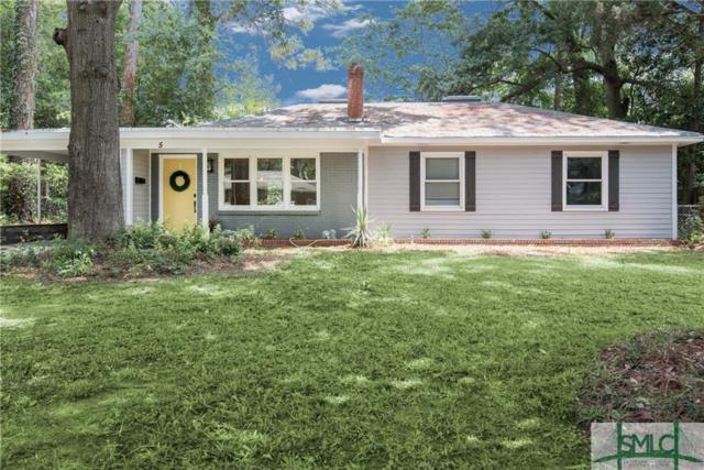 5 Harlan Drive, Savannah, GA 31406 (MLS #194268) :: The Sheila Doney Team