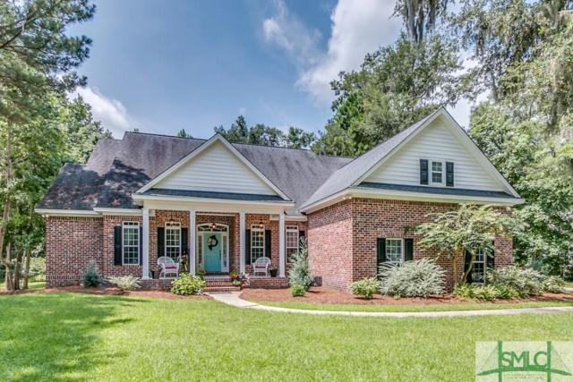 88 Wysteria Drive, Richmond Hill, GA 31324 (MLS #194274) :: Coastal Savannah Homes