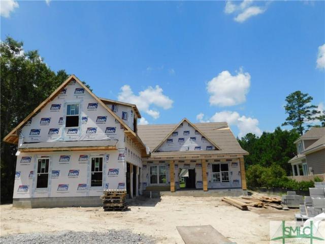 103 Kent Trail Drive, Pooler, GA 31322 (MLS #194281) :: The Arlow Real Estate Group
