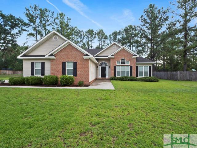 208 Candleberry Way, Guyton, GA 31312 (MLS #194309) :: Coastal Savannah Homes