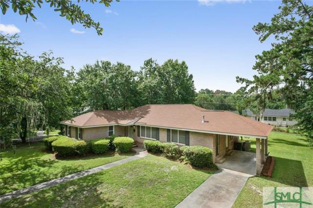219 Kensington Drive, Savannah, GA 31405 (MLS #194313) :: Teresa Cowart Team