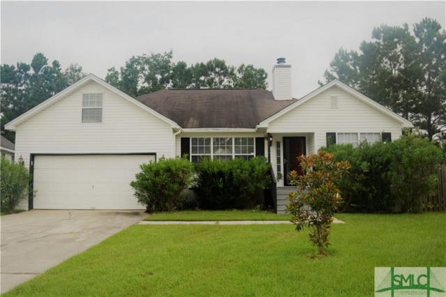 16 Marsh Hen Court, Savannah, GA 31419 (MLS #194326) :: McIntosh Realty Team