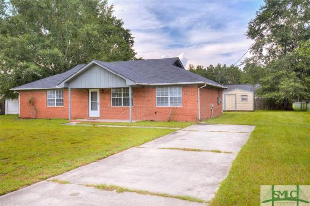 81 Kyle Lane, Hinesville, GA 31313 (MLS #194327) :: The Arlow Real Estate Group