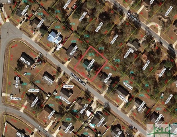 193 Sabreena Circle, Hinesville, GA 31313 (MLS #194346) :: Teresa Cowart Team