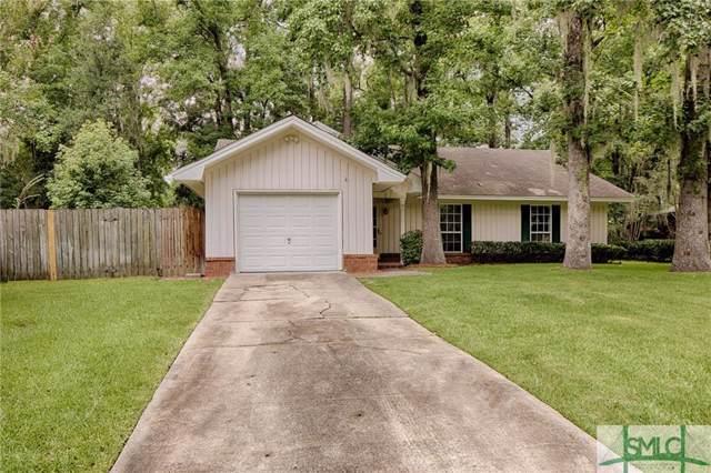 15 Barrington Circle, Savannah, GA 31419 (MLS #194364) :: Coastal Savannah Homes