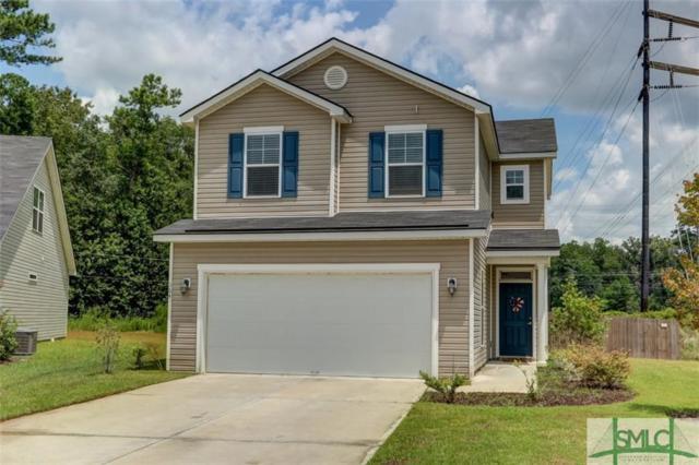 164 Calm Oak Circle, Savannah, GA 31419 (MLS #194443) :: Karyn Thomas
