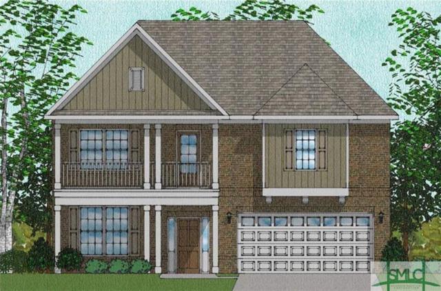 103 Baynard Street, Pooler, GA 31322 (MLS #194464) :: The Arlow Real Estate Group