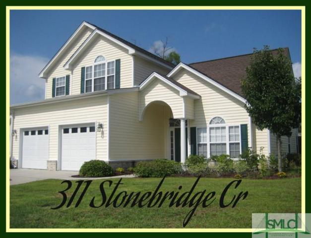 311 Stonebridge Circle, Savannah, GA 31419 (MLS #194474) :: McIntosh Realty Team