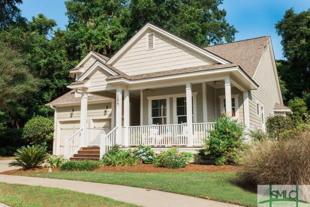 104 Rookery View Drive, Midway, GA 31320 (MLS #194479) :: The Robin Boaen Group