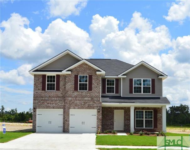 203 Cherry Hill Crossing, Hinesville, GA 31313 (MLS #194482) :: Karyn Thomas