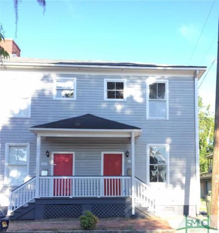 1412 Jefferson Street, Savannah, GA 31401 (MLS #194509) :: Teresa Cowart Team
